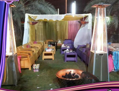 تاجير دفايات في الكويت |55998179|النور للحفلات