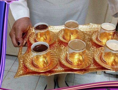 خدمة شاي وقهوه |55998179|النور للحفلات